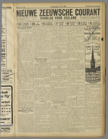 Nieuwe Zeeuwsche Courant 1921-06-01