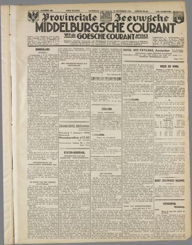 Middelburgsche Courant 1934-12-29