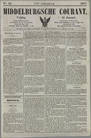 Middelburgsche Courant 1877-01-12