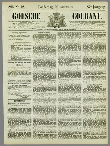 Goessche Courant 1896-08-20