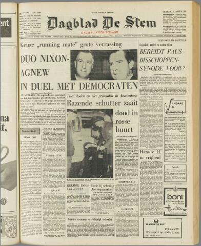 de Stem 1968-08-09