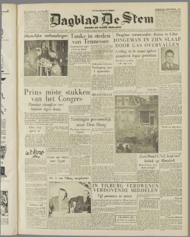 de Stem 1956-09-05