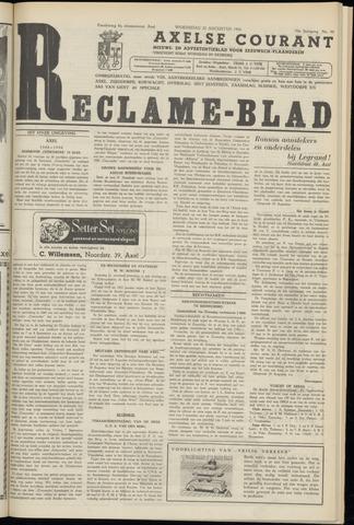 Axelsche Courant 1956-08-22