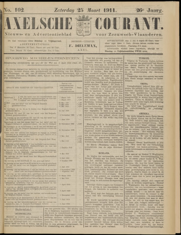 Axelsche Courant 1911-03-25