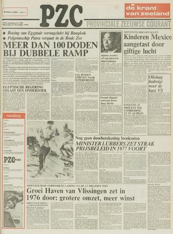 Provinciale Zeeuwse Courant 1976-12-27