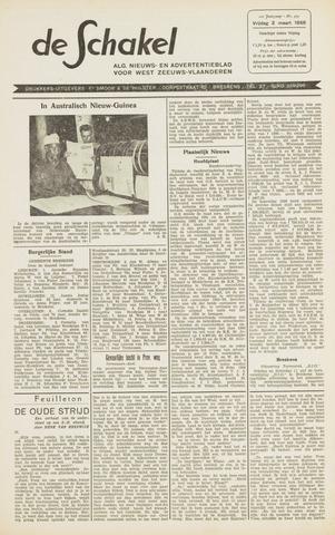 De Schakel 1956-03-02