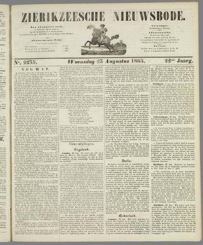 Zierikzeesche Nieuwsbode 1865-08-23