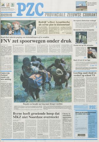 Provinciale Zeeuwse Courant 2001-03-06