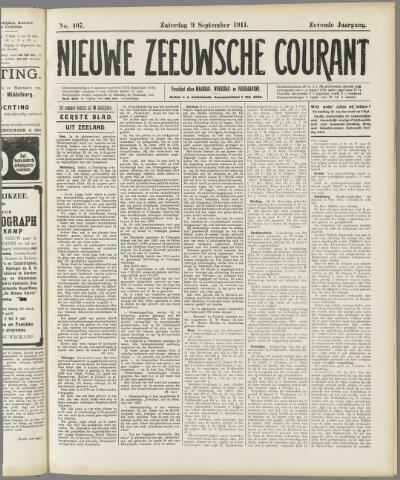 Nieuwe Zeeuwsche Courant 1911-09-09