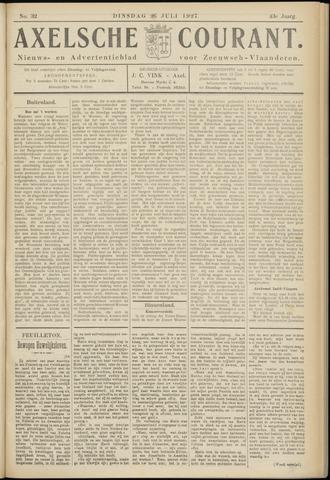 Axelsche Courant 1927-07-26