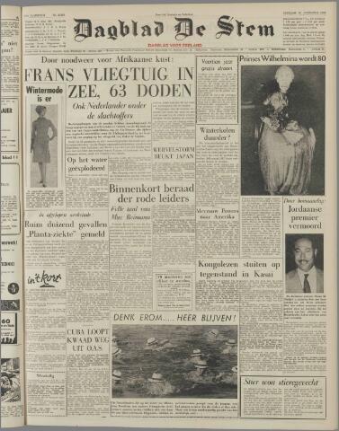 de Stem 1960-08-30