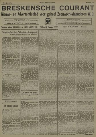Breskensche Courant 1938-02-08