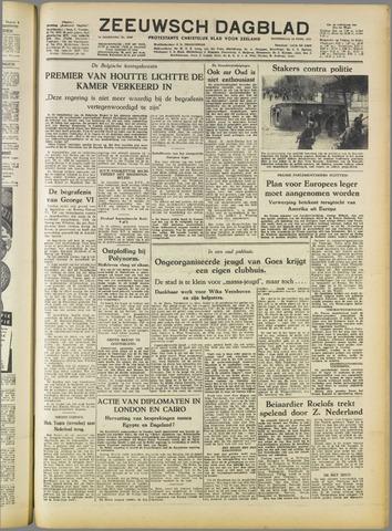 Zeeuwsch Dagblad 1952-02-14