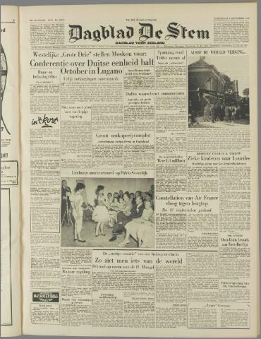 de Stem 1953-09-03