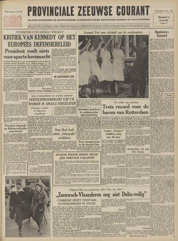 Provinciale Zeeuwse Courant 1962-12-19