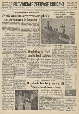 Provinciale Zeeuwse Courant 1958-09-02
