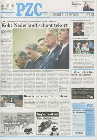 Provinciale Zeeuwse Courant 2002-04-11