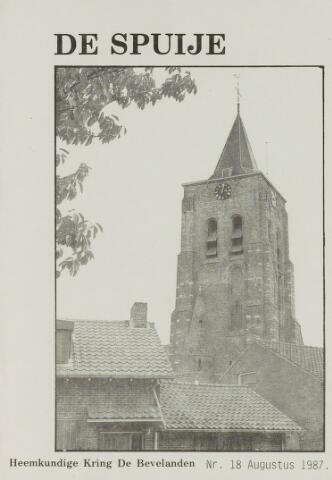 De Spuije 1987-08-01