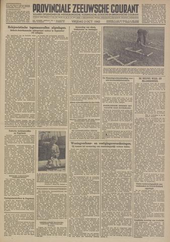 Provinciale Zeeuwse Courant 1942-10-02