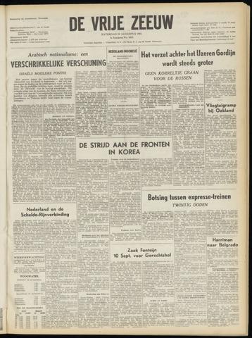 de Vrije Zeeuw 1951-08-25