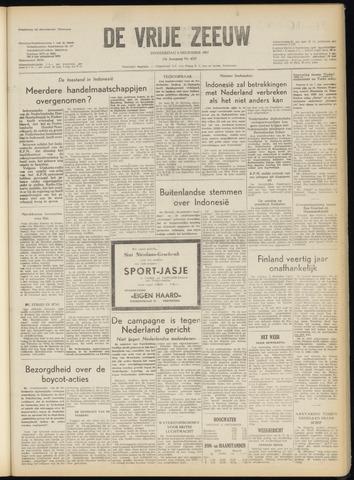 de Vrije Zeeuw 1957-12-05