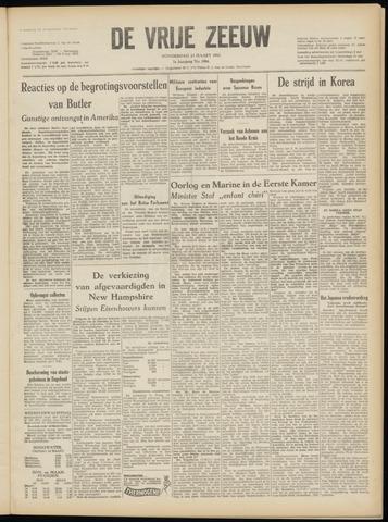 de Vrije Zeeuw 1952-03-13