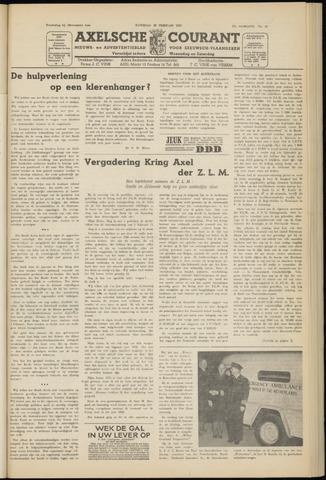 Axelsche Courant 1953-02-28