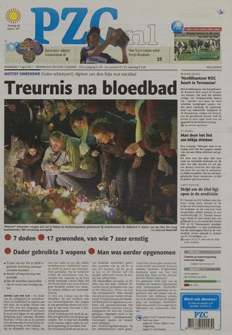 Provinciale Zeeuwse Courant 2011-04-11
