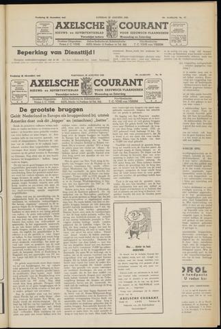Axelsche Courant 1952-08-20