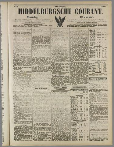 Middelburgsche Courant 1903-01-12