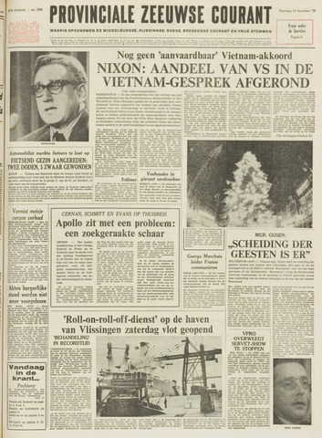 Provinciale Zeeuwse Courant 1972-12-18