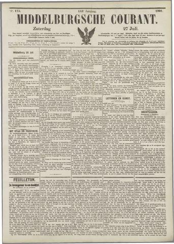 Middelburgsche Courant 1901-07-27
