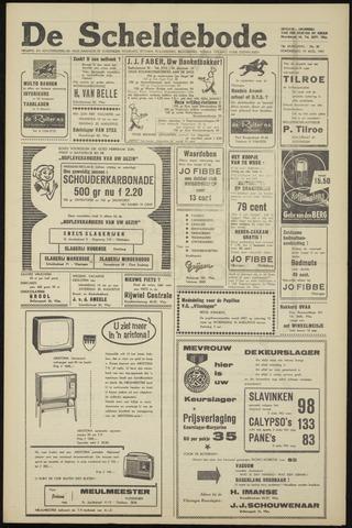Scheldebode 1961-08-10