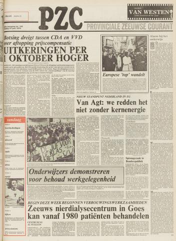 Provinciale Zeeuwse Courant 1979-06-22