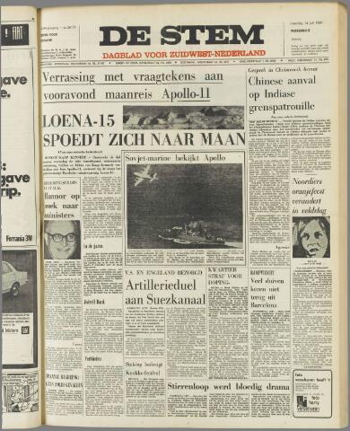 de Stem 1969-07-14