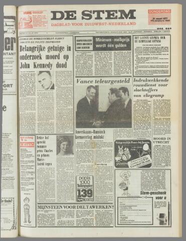 de Stem 1977-03-31