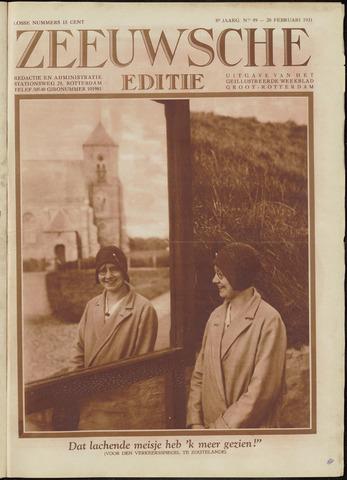 Ons Zeeland / Zeeuwsche editie 1931-02-20