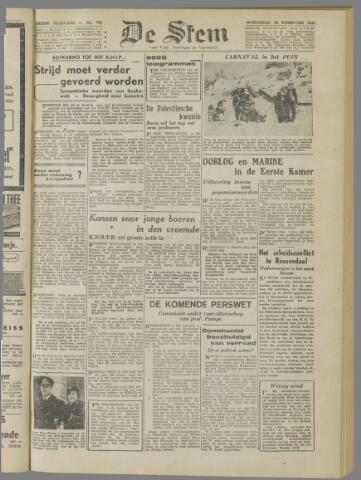 de Stem 1947-02-26