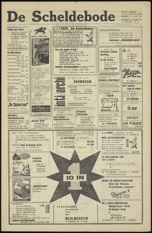 Scheldebode 1960-03-31