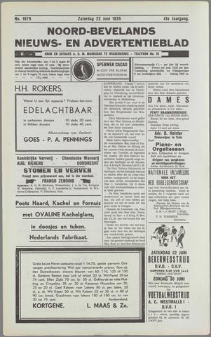 Noord-Bevelands Nieuws- en advertentieblad 1935-06-22