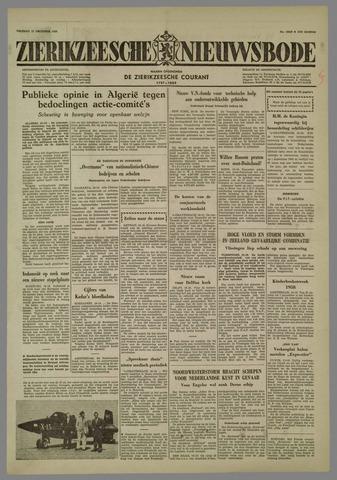 Zierikzeesche Nieuwsbode 1958-10-17