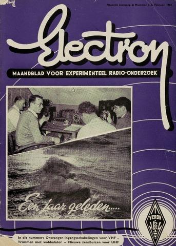 Watersnood documentatie 1953 - tijdschriften 1954-02-01