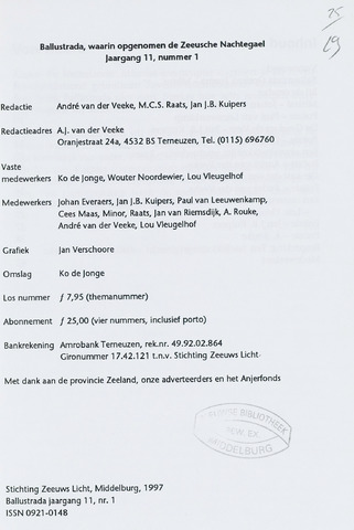 Ballustrada 1997-01-01
