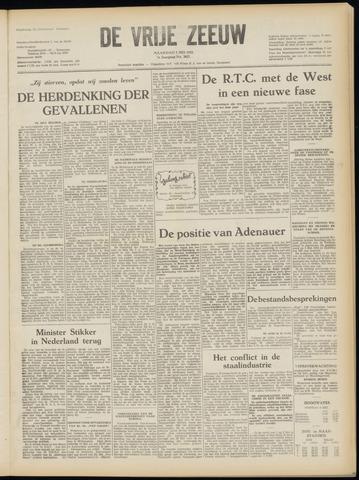 de Vrije Zeeuw 1952-05-05