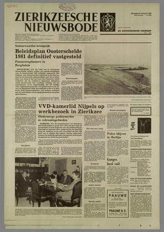 Zierikzeesche Nieuwsbode 1982-02-15