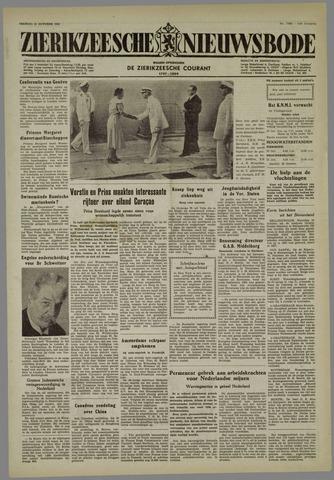 Zierikzeesche Nieuwsbode 1955-10-21