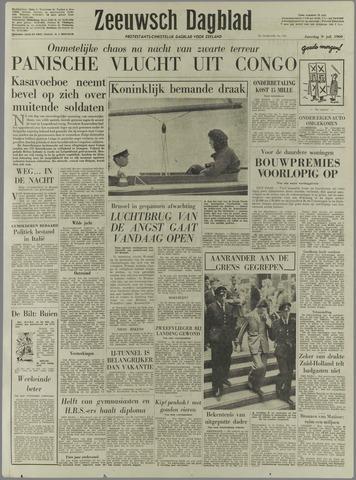Zeeuwsch Dagblad 1960-07-09