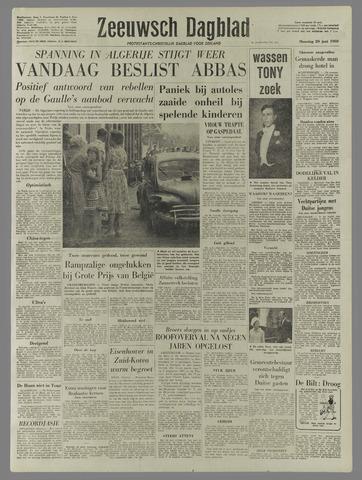 Zeeuwsch Dagblad 1960-06-20