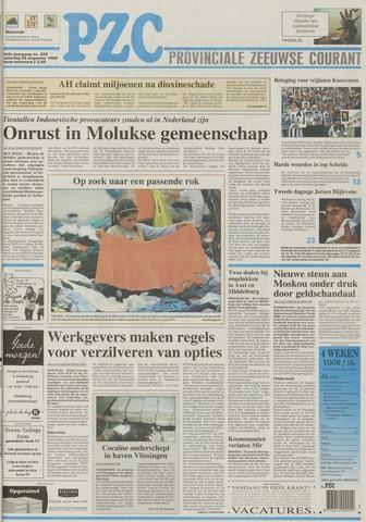 Provinciale Zeeuwse Courant 1999-08-28