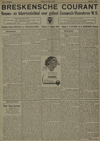 Breskensche Courant 1935